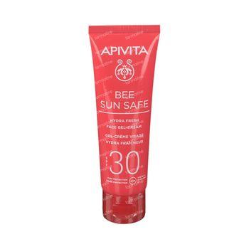Apivita Bee Sun Safe Hydra Fresh Face Gel-Cream SPF30 50 ml