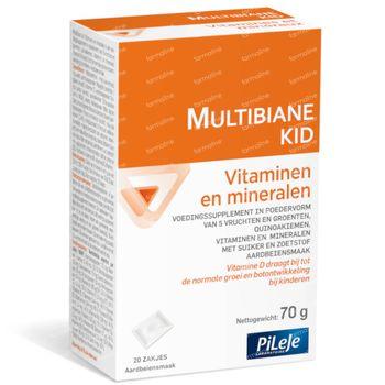 PiLeJe MultiBiane Kid 20 zakjes
