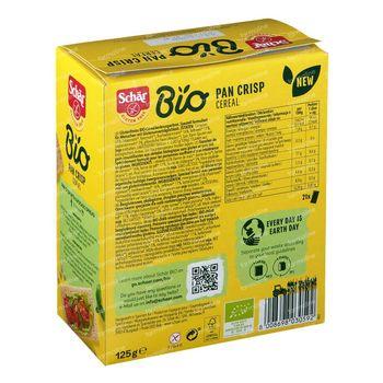 Schär Bio Pan Crisp 125g stuks