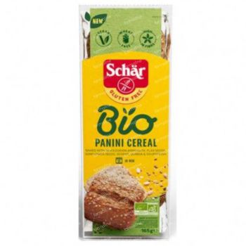 Schär Bio Panini Cereal 165 g