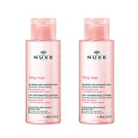 Nuxe Very Rose 3-in-1 Soothing Micellar Water DUO 2x400 ml