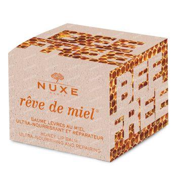 Nuxe Rêve de Miel Voedende en Herstellende Lippenbalsem Limited Edition Bee Free 15 g