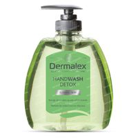 Dermalex Handwash Detox Normale Huid 300 ml