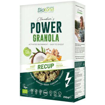 Biotona Power Granola Recup 250 g