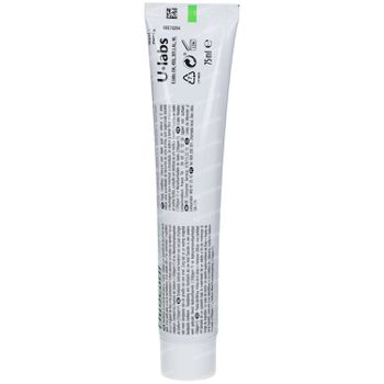 Fluocaril Dentifrice Menthe Bi-Fluoré 145mg Nouvelle Formule 75 ml