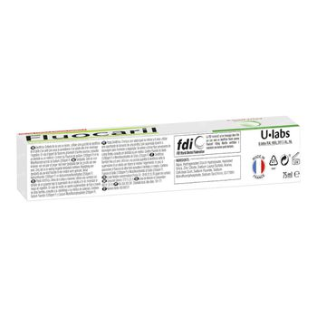 Fluocaril Dentifrice Bi-Fluoré 145 Menthe 75 ml