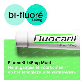 Fluocaril Tandpasta Bi-Fluoré 145 Munt 75 ml
