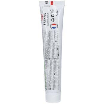 Fluocaril Dentifrice Blancheur Bi-Fluoré 145mg Nouvelle Formule 75 ml