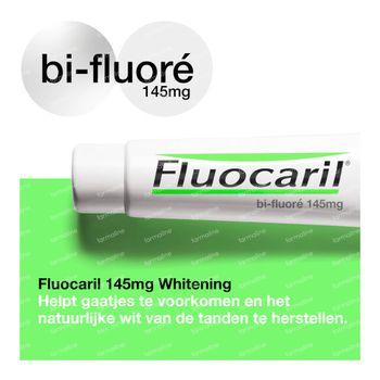 Fluocaril Tandpasta Bi-Fluore 145 White Nieuwe Formule 75 ml