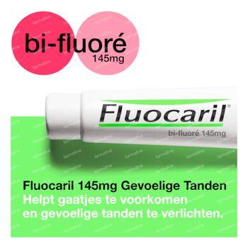 Fluocaril Tandpasta Gevoelige Tanden Bi-Fluor 145mg Nieuwe Formule 75 ml
