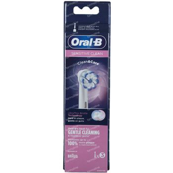 Oral-B Refill EB60-3 Sensitive Clean 3 stuks