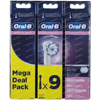 Oral-B Refill EB60-9 Sensitive Clean 9 stuks