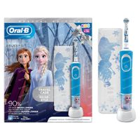 Oral-B D100 Frozen 2 + Travelcase GRATIS 1  set