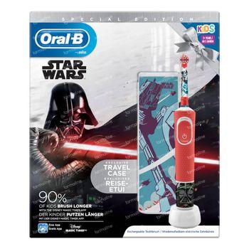 Oral-B D100 Star Wars + Valise de Voyage GRATUIT 1 set