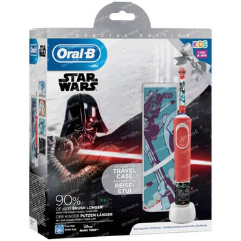 Oral-B D100 Star Wars + Travelcase GRATIS 1 set