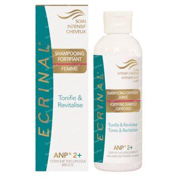 Ecrinal ANP2+ Shampoo Vrouw Nieuw Model 200 ml
