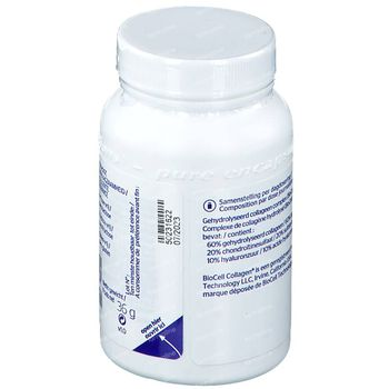 Pure Encapsulations Collageen 60 tabletten