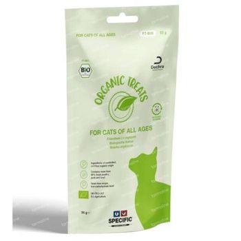 Specific Organic Treats FT-Bio Kat 8x50 g