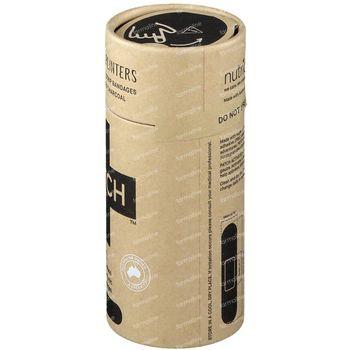 PATCH Pansements en Bambou Morsures & Éclats Charbon Actif 25 pièces