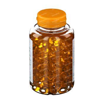 Arkocaps Levertraanolie 220 capsules