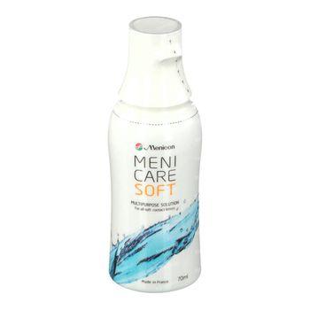 Menicare Soft Lentilles Souples 70 ml
