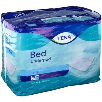 TENA Bed Plus 40x60cm Nieuw Model 40 stuks