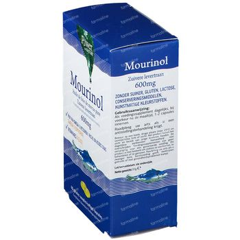 Power of Nature Mourinol 60 capsules