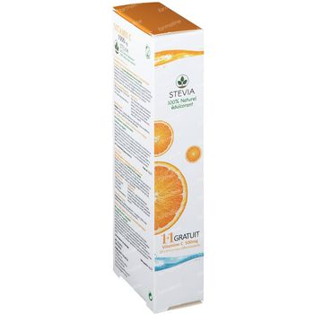 Power of Nature Vitamin C 1000mg + Vitamin C 500mg 24+20 bruistabletten