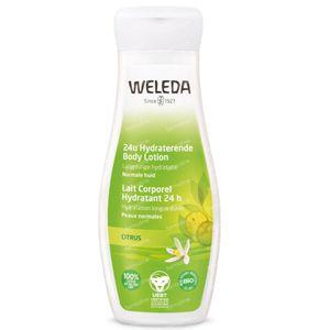 Weleda Citrus Lait Corporel Hydratant 24h 200 ml