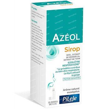 Azéol Sirop Toux Sèche 75 ml