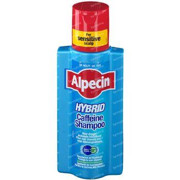 Alpecin Hybrid Shampoo Cafeïne 250 ml