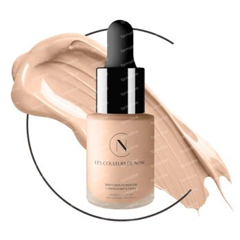 Les Couleurs de Noir Skin Fusion Foundation 01 Kilim Beige 30 ml
