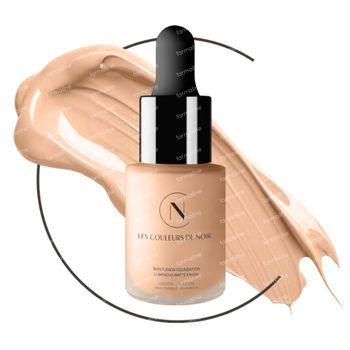 Les Couleurs de Noir Skin Fusion Foundation 02 Nomadic Desert 30 ml