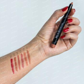 Les Couleurs de Noir Stylo Lipstick Velours 03 X 1 stuk