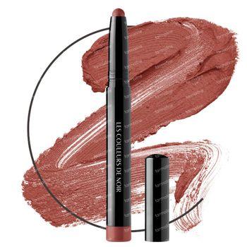 Les Couleurs de Noir Stylo Lipstick Velours 04 X 1 stuk