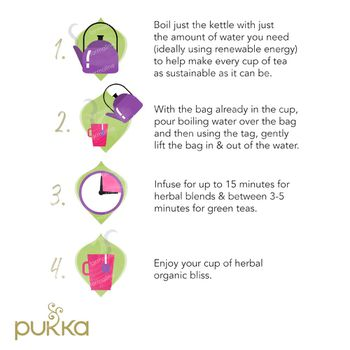 Pukka Herbs Thee Night Time 20 stuks
