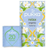 Pukka Herbs Thé Relax 20 pièces
