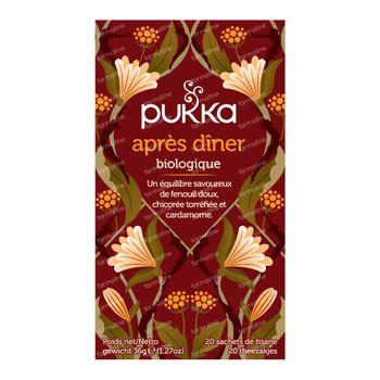 Pukka Herbs Thee After Dinner 20 stuks