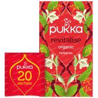 Pukka Herbs Thee Revitalise 20 stuks