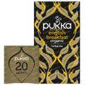 Pukka Herbs Thee Elegant English Breakfast