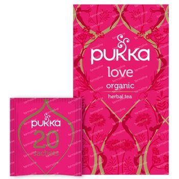 Pukka Herbs Thee Love 20 stuks