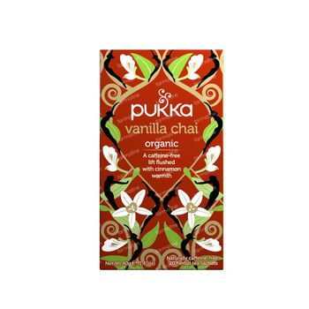 Pukka Herbs Thee Vanilla Chai 20 stuks