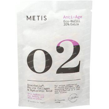 Metis Anti-Age 02 Navulling 72 capsules