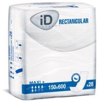 iD Rectangular Insert Maxi+ 60x15cm 591560000280 28 pièces