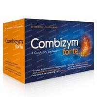 Combizym Forte - Vertering & Lactose-Intolerantie 60  capsules