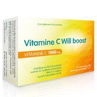 Vitamine C Will Boost 20  comprimés