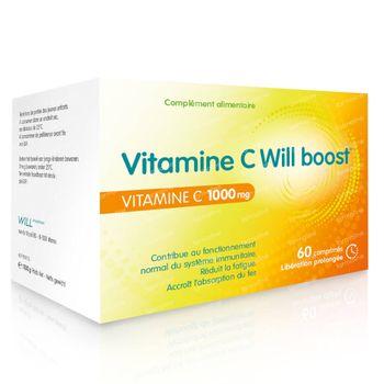 Vitamine C Will Boost 60 capsules