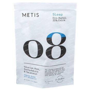 Metis Sleep 08 Navulling 48 capsules