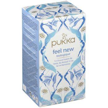 Pukka Herbs Thee Feel New 20 stuks