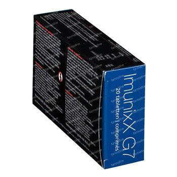 ImunixX G7 20 tabletten